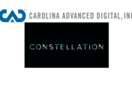 Logos of CAD and Constellation